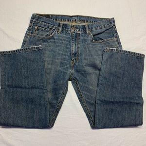 Levi's 559 36x30 Jeans